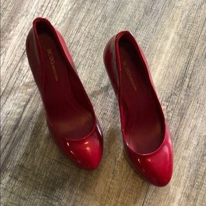 BCBGeneration Patent Leather Heels